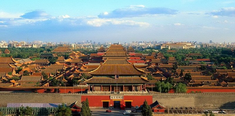 Walking Tour in Beijing